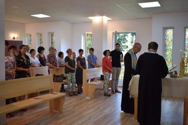 Inaugurare capela